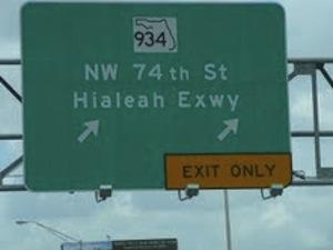 hialeah expressway