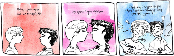 gay chicken