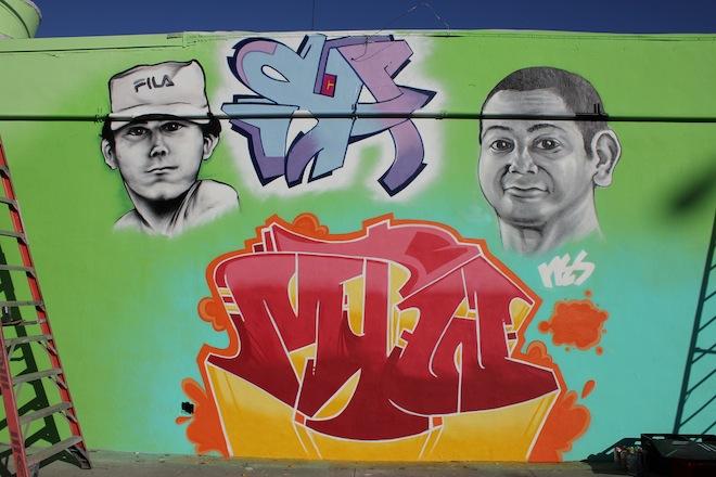 lalo vargas bac graffiti