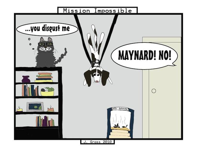 maynard poop