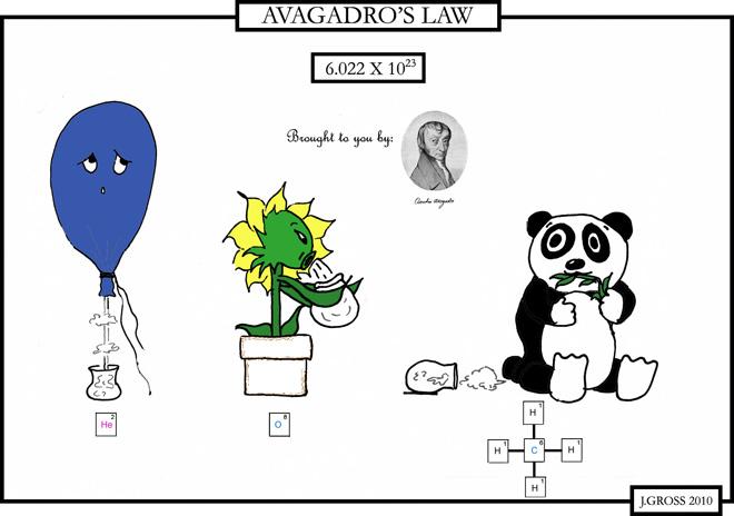 Avogadro's Theory
