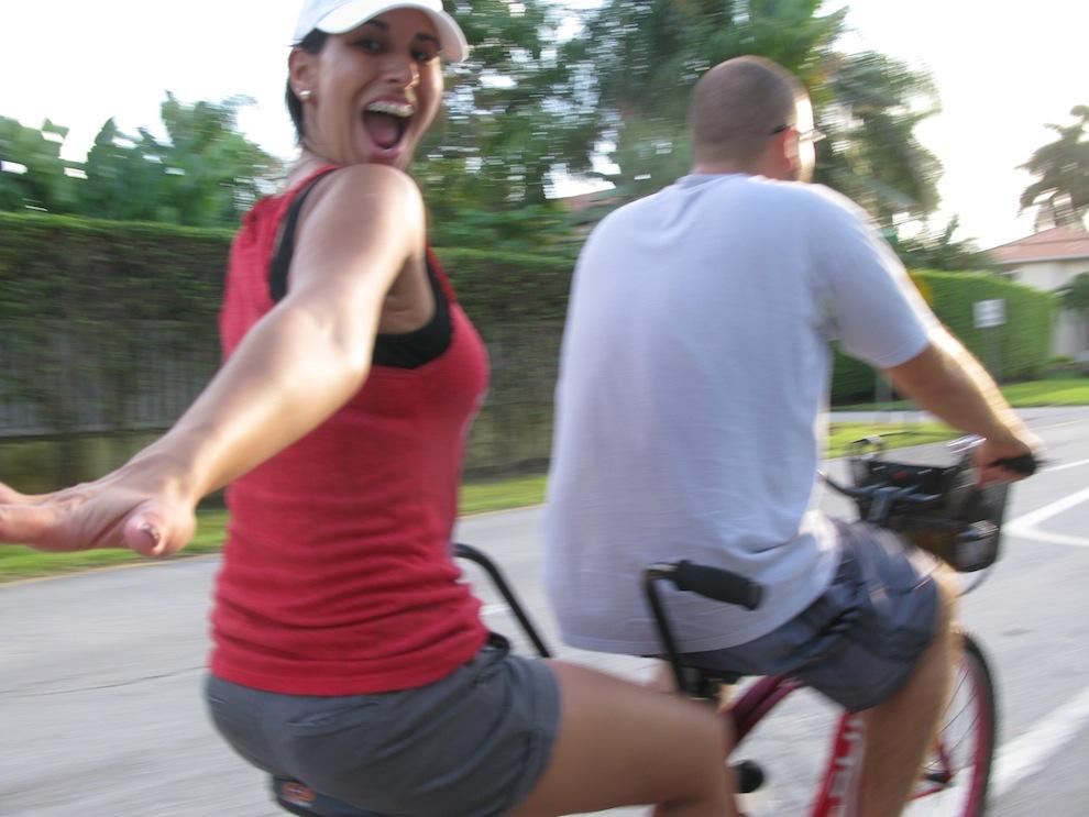 2 seater bike