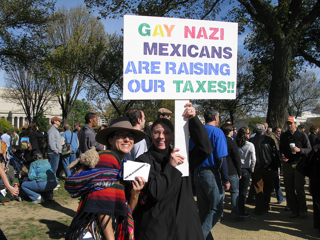 rally to restore sanity gay
