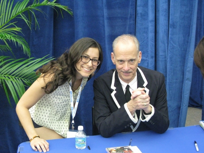 liz tracy john waters book fair miami