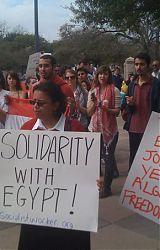 austin egypt